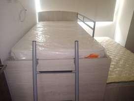 Venta de cama doble para niño o niña