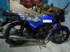 Vendo moto sukida 2015 al dia