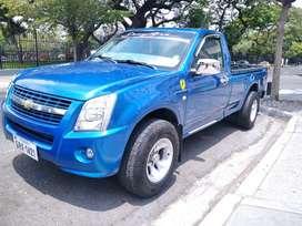 Luv Dmax camioneta cabina sencilla 2011