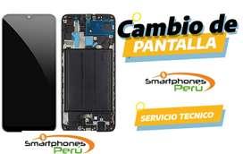 Pantalla Y Tactil De A70 Original   A71   Stock   Tienda Sp