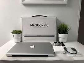 Vendo macbook pro (mid 2012)