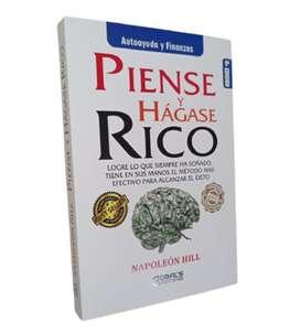 Piense Y Hágase Rico Libro Nuevo Y Original