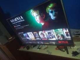 Smart tv noblex  43 pulgadas