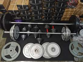 Pesas Disco Mancuernas 1.25, 2.5, 5, 7.5, 10, 15, 20(kg) Gym