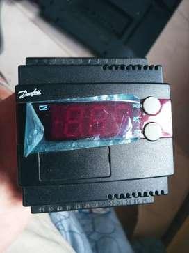 Controlador de temperatura del medio, EKC 361
