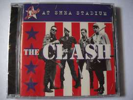the clash live at shea stadium cd sellado