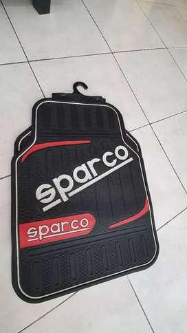 Moqueta Sparco varios modelos