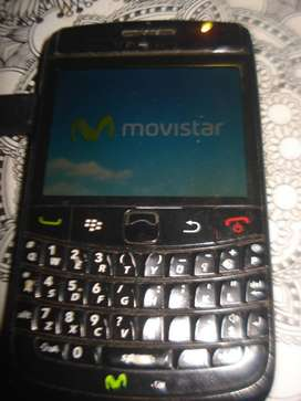 Celular Blackberry Bold Movistar Funcionando No Envio