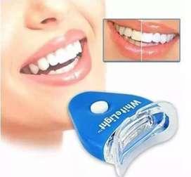 Blanqueador dental. Promoción