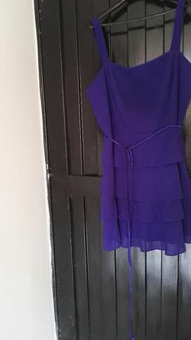 Hermoso Vestido Talla 18