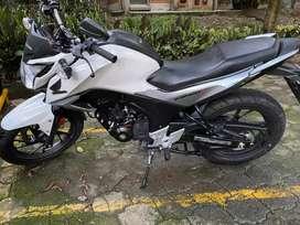 Honda CB 160F Modelo 2021