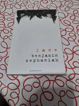 Face de Benjamin Zephaniah