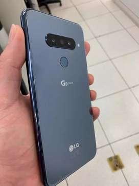 LG G8 s thinq oled - Snapdragon - 6gb ram- 128gb