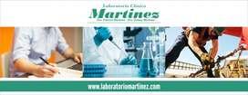 Auxiliar de laboratorio medio tiempo en Barranquilla