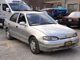 Remato Hyundai Accent 1994