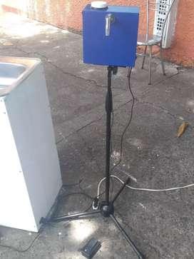 Lavamos portátiles con sensores automaticos
