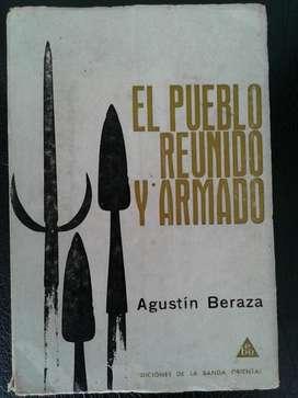 El Pueblo Reunido Y Armado - A. Beraza - LEER