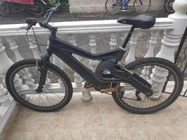 Bicicleta muzzycle