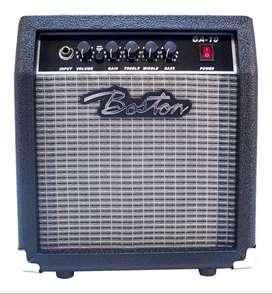 Amplificador Guitara Boston 10w Con Distorsion
