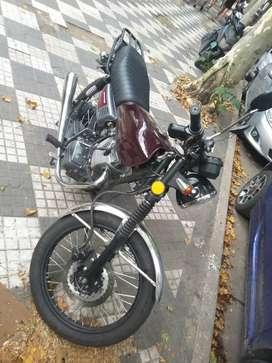 Moto Zanella sapucai 150 full