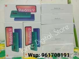 Xiaomi Redmi 9 4gb 64gb Sellado
