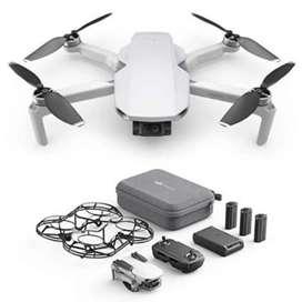 Drone Dji Mavic Mini 10 de 10 fly more combo