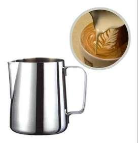Jarra Latte Art Café 350 Ml Acero Inoxidable Barista Barismo
