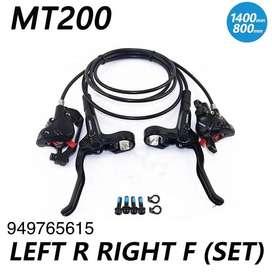 Frenos Hidraulicos Shimano MT200