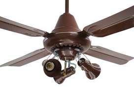 Ventiladores de techo directo de fabrica con 5 años de garantia