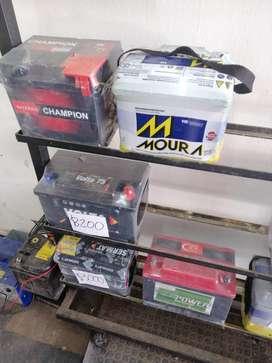 Baterías a Un 40% Menos