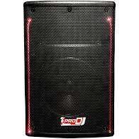 Cabina Portatil Con Luz Portable 8 Led Prodj Sonido Superior34000