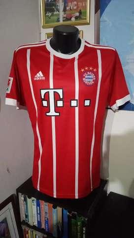 Camiseta original del Bayern Munich.