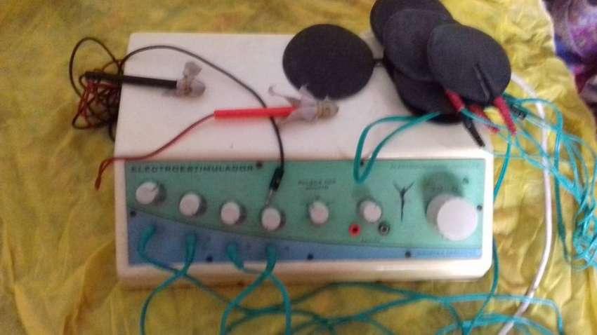 vendo electrodos (perilla de tiempo roto) facible reparacion. Facial y corporal. 0
