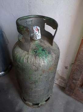 Garrafa de 15kg llena sin usar
