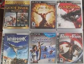 Juegos originales Playstation 3