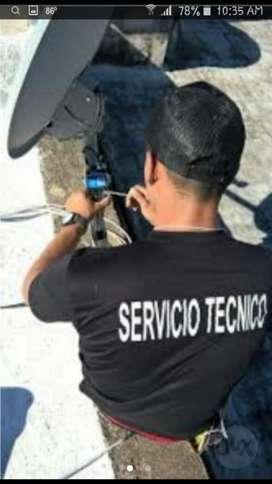 Servicio de Instalacion Directv