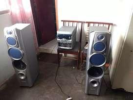 Equipo de sonido Challenger