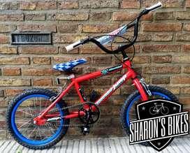 Bicicletas Cross de Niños R15. Nuevas
