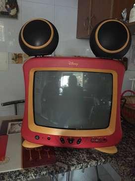 VENDO TV MICKY MOUSE