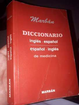 Diccionario medicina inglés español