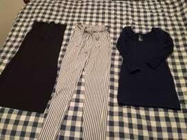 Vestidos - Pantalón con lazo