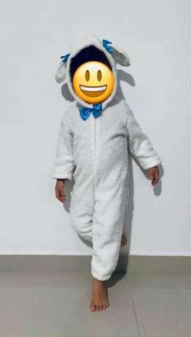 Disfraz oveja talla 2
