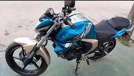 Yamaha FZ16 como nueva