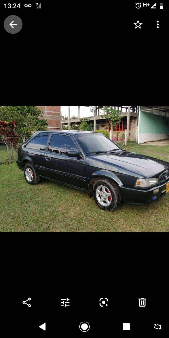 Mazda cupe modelo 98fulinyeccion 0