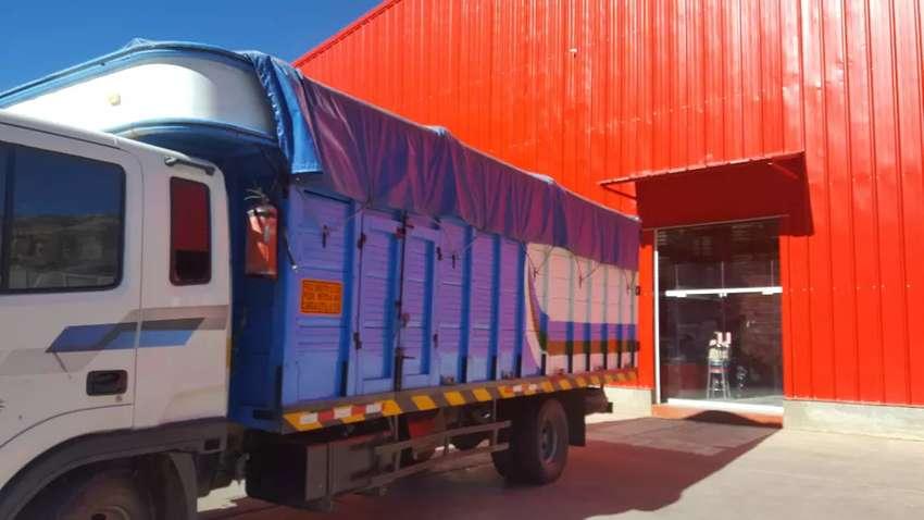 CAMION HYUNDAI 2011 CONSERVADO 0