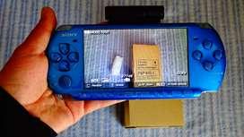 Vendo PSP SLIM 3004 + Accesorios originales