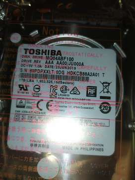 Vendocambio Disco Duro Toshiba Pc Portát