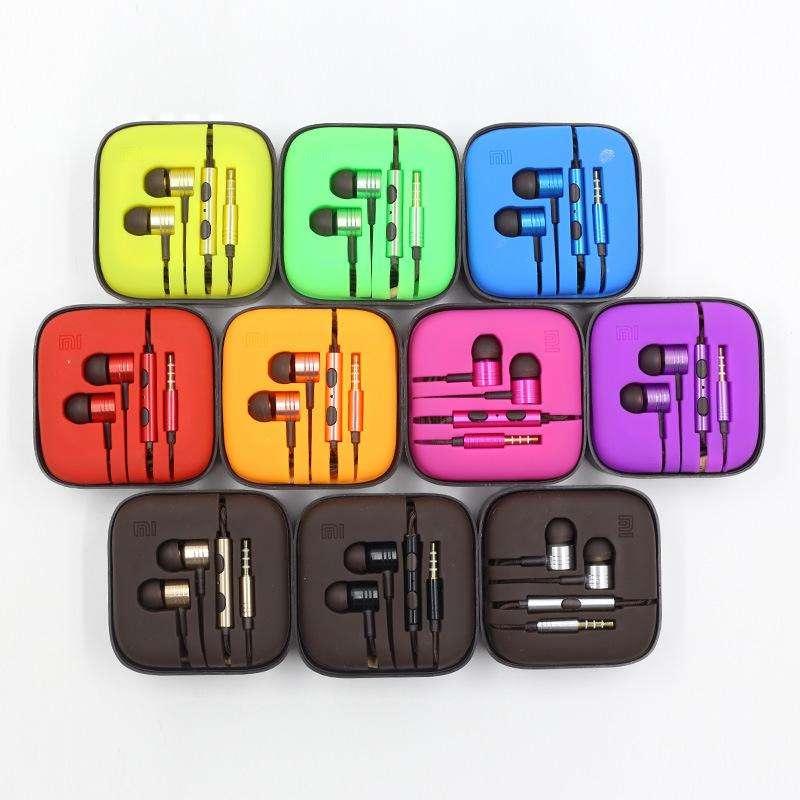 Audifonos Manos Libres Metálico 0