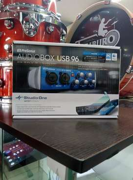 Audiobox usb 96 Presonus