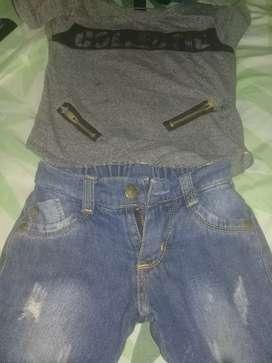 Vendo ropa de bebé varón para un año